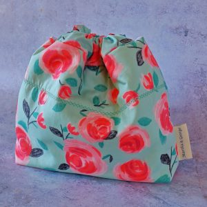 Martha and George | Handmade Gifts | Makeup Pouch Mint 1